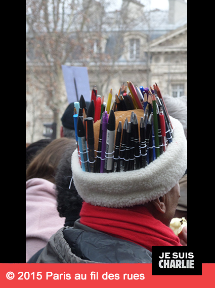jesuischarlie_republique crayons