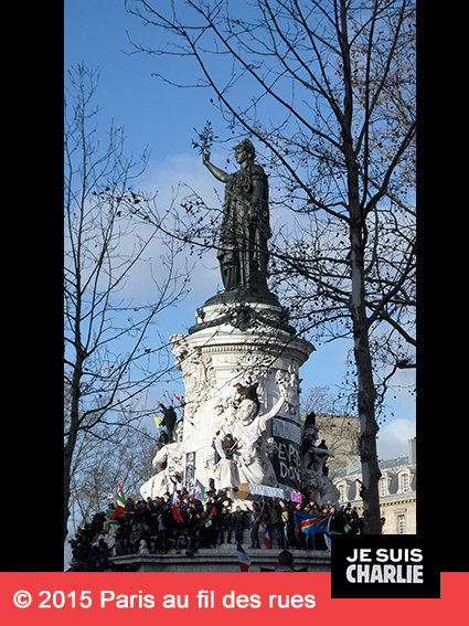 jesuischarlie_republique statue